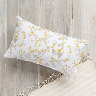Sparkles Lumbar Pillow