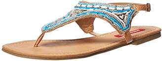 UNIONBAY Women's Mix Dress Sandal