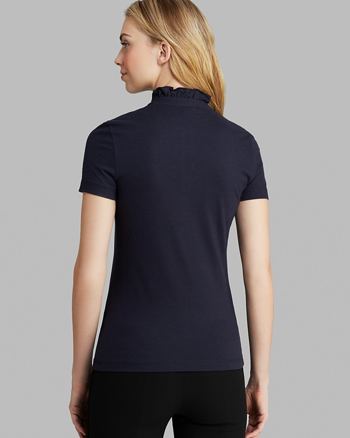 Tory Burch Lidia Polo Shirt