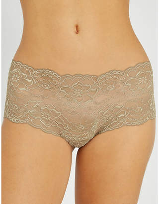 Passionata Lulu stretch-lace shorty briefs