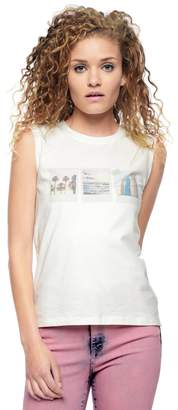Juicy Couture Photo Real Graphic Tee