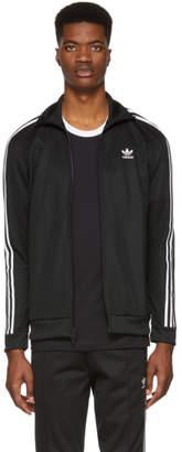 adidas Black Franz Beckenbauer Track Jacket