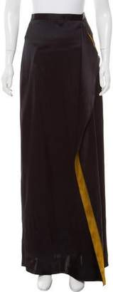Rosetta Getty 2017 Column Maxi Skirt w/ Tags