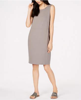 Eileen Fisher Tencel Crewneck Dress