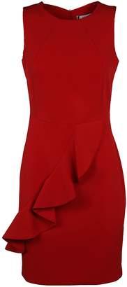 Blugirl Ruffled Trim Dress