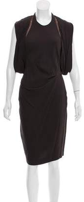 Todd Lynn Sleeveless Midi Dress