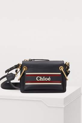 Chloé Roy small double shoulder strap bag