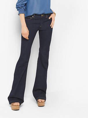 Michael Kors Selma Flared Jeans