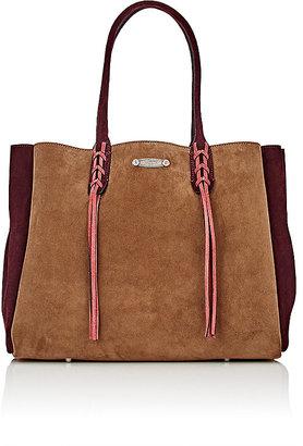 Lanvin Women's Tasseled-Handle Small Shopper Tote Bag $949 thestylecure.com