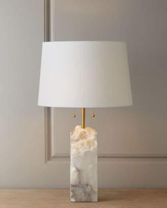 Regina-Andrew Design Regina Andrew Design Raw Alabaster Lamp