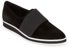 Karl Lagerfeld Paris Textured Elastic Loafer