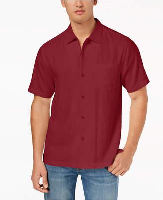 Tommy Bahama Men's Weekend Tropics Silk Shirt