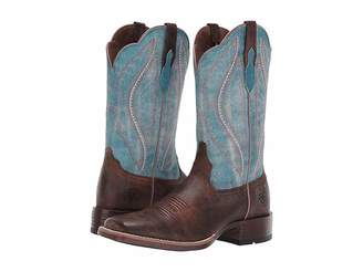 dfd0e2b3746 Ariat Brown Square Toe Women's Boots - ShopStyle