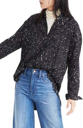 Madewell Oversize Ex-Boyfriend Shirt