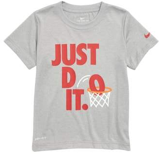 Nike Just Do It Dunk Dry T-Shirt