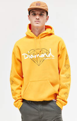 Diamond Supply Co. Brilliant Script Pullover Hoodie
