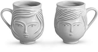 Jonathan Adler Utopia Reversible Boy/Girl Mug