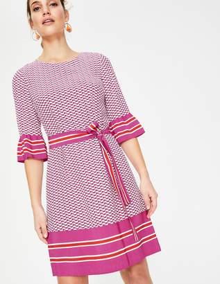 Boden Andrea Belted Dress