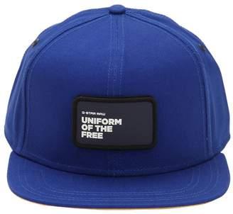 G Star G-Star Uotf Data Cotton Twill Snapback Hat