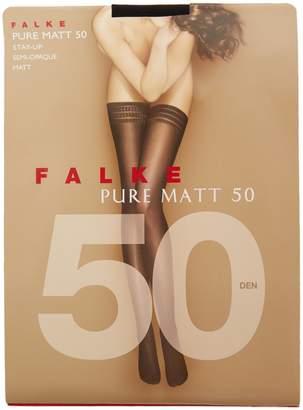 Falke Pure Matt 50 denier hold ups