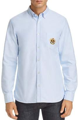 Burberry Harry Crest Button-Down Shirt