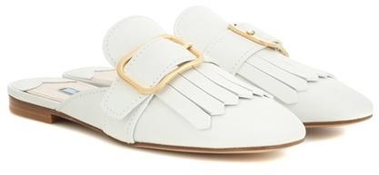 pradaPrada Leather Loafers