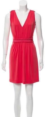 Philosophy di Alberta Ferretti Sleeveless Mini Dress