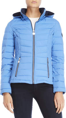 Nautica Packable Quilted Stretch Jacket