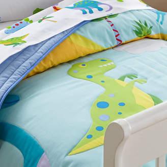 Olive Kids Wildkin Dinosaur Land Toddler Comforter