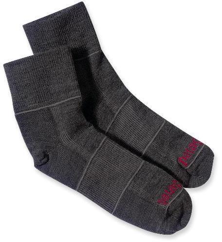 Patagonia Ulw Merino Run Quarter Socks
