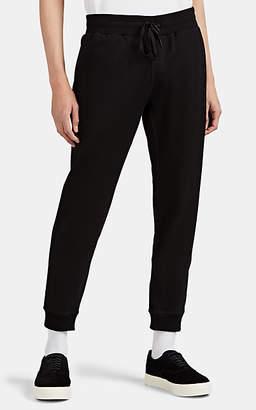 Theory Men's Endurance Ponte-Knit Jogger Pants - Black