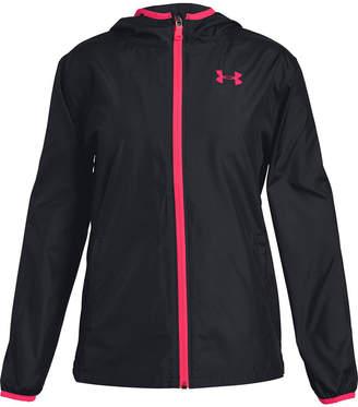 Under Armour Sack Pack Full-Zip Jacket, Big Girls