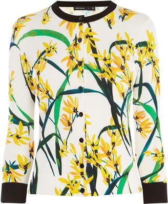 Karen Millen Floral Cardigan