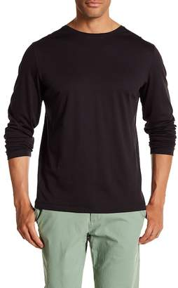 Raffi Long Sleeve Crew Neck Tee