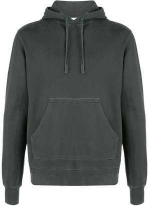 Officine Generale Olivier pigment dye hoodie