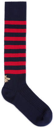 Wool socks with bee $155 thestylecure.com