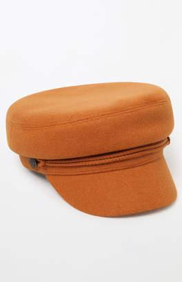 La Hearts Felt Baker Boy Hat