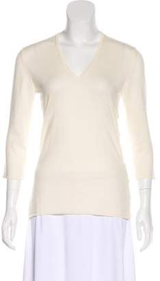 Hermes Cashmere Knit Top