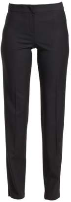 Emporio Armani Core Straight-Leg Magic Pants