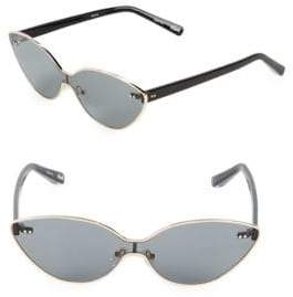 Elizabeth and James 60MM Butterfly Sunglasses