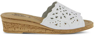 Spring Step Estella Womens Wedge Sandals