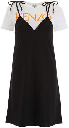 Kenzo Double Layer Dress