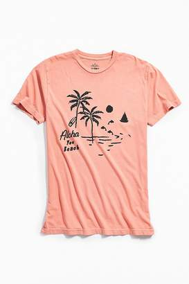 Altru Apparel Aloha You Beach Tee