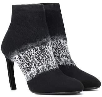 Nicholas Kirkwood Kim 90 ankle boots