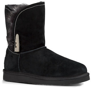 UGG Ugg Meadow Shearling-Lined Suede Boots