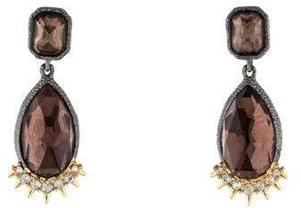 Alexis BittarAlexis Bittar Doublet & Crystal Drop Earrings