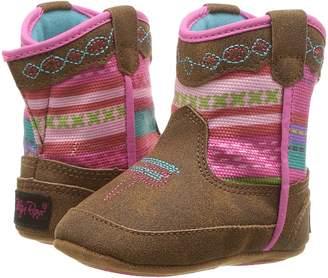 M&F Western Kids Camilla Bucker Girls Shoes