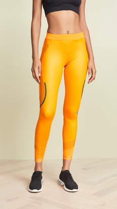 adidas by Stella McCartney Run Long Shiny Leggings