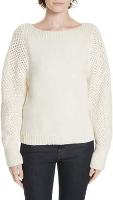 Brochu Walker Cairn Alpaca Blend Sweater