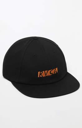 RVCA Newman Snapback Hat